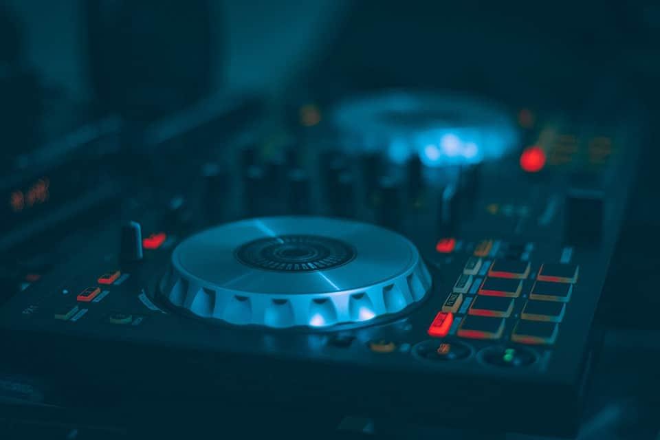 Controlador de DJ