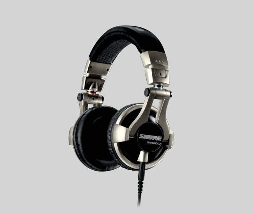 Revisión de los auriculares Shure SRH750DJ - Consejos para DJ 9