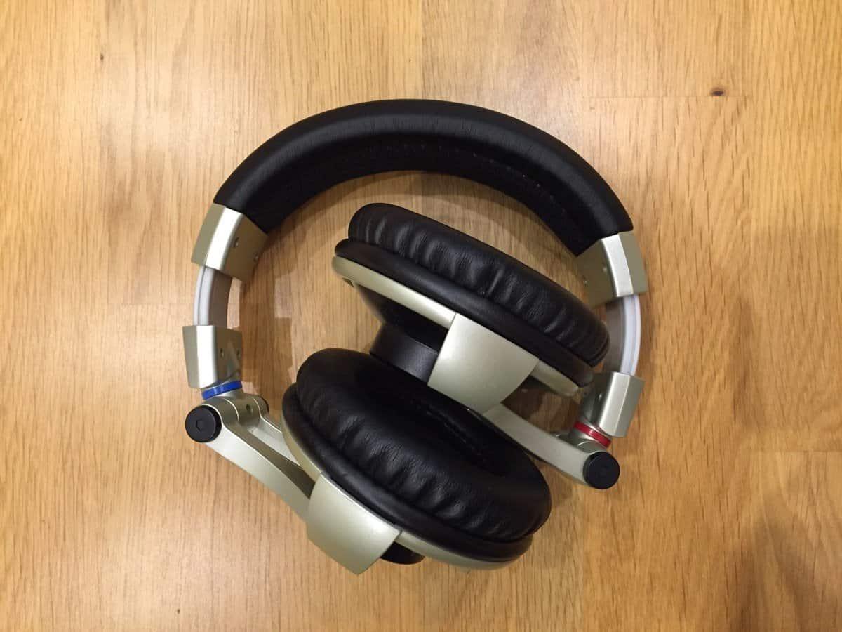 Revisión de los auriculares Shure SRH750DJ - Consejos para DJ 5