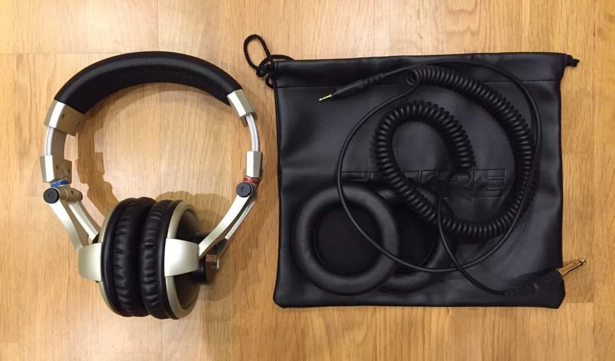 Revisión de los auriculares Shure SRH750DJ - Consejos para DJ 2