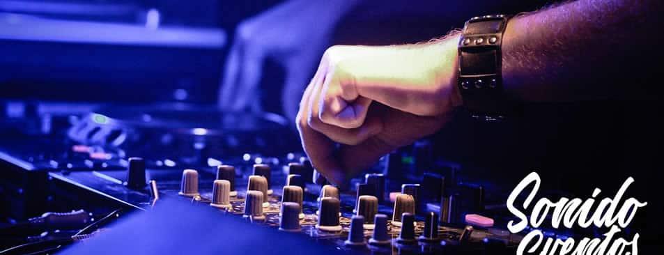 equipo de sonido