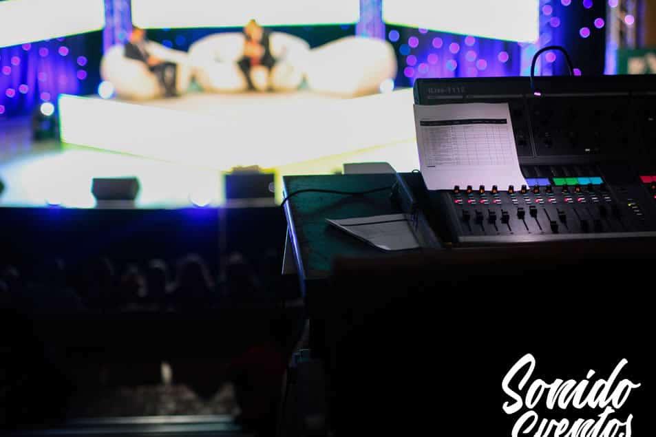 ¿Por qué los técnicos son una parte indispensable en cada evento? 2