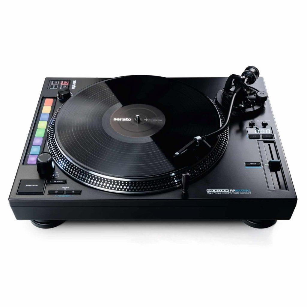 El mejor tocadiscos para DJ 3