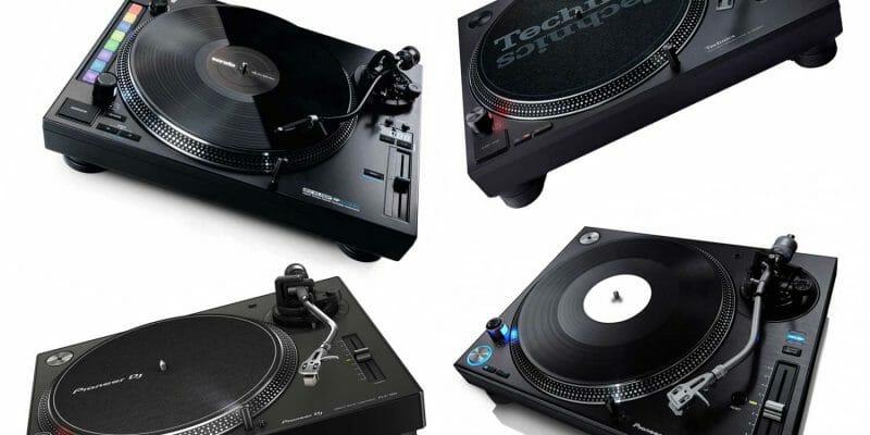 Mejor DJ Turntable 2019: los grandes competidores 1
