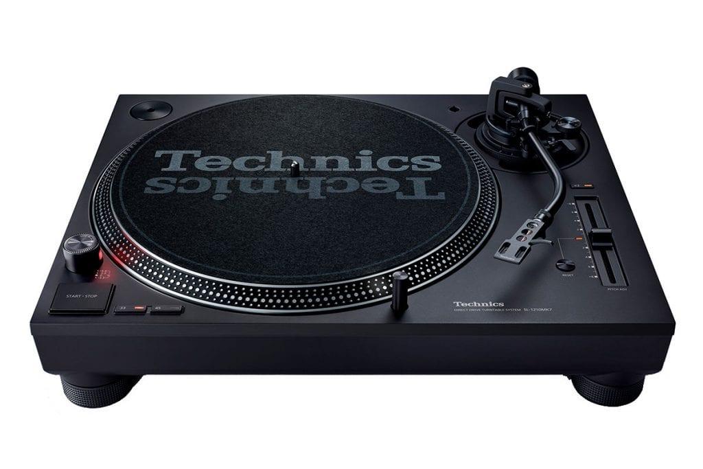 SL1210 MK7 Mejor tocadiscos DJ 2019