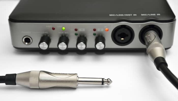 9 mejores interfaces de audio para iPad 1