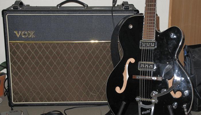 Amplificador de tubo combinado Vox AC30 C2 1