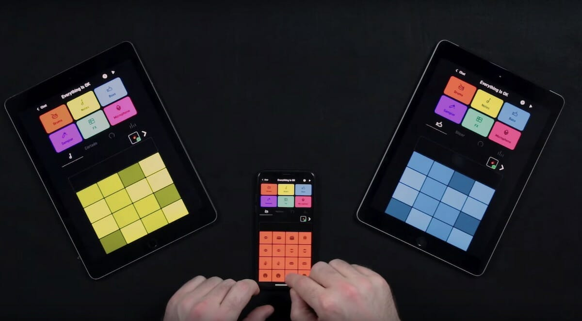 Conoce Endlesss, la aplicación de iOS para crear música colaborativa 1