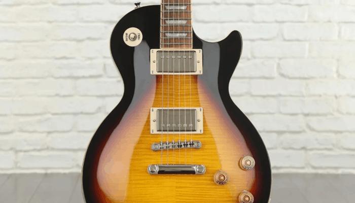 Epiphone Les Paul Tribute Plus Review Sunburst Vintage 1