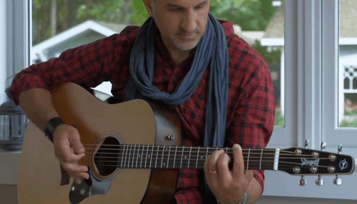 Guitarras Gaviota S6 Cedar Original 1
