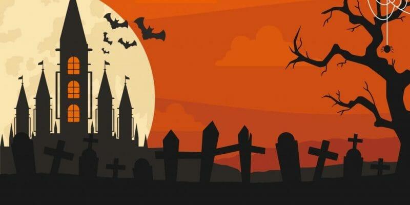 Nivel de mago: 100: nuestros conceptos básicos de Halloween 1
