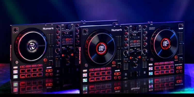 Numark presenta nuevos controladores Serato: Mixtrack Platinum FX y Pro FX 1