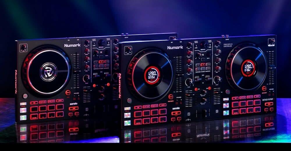 Numark presenta nuevos controladores Serato: Mixtrack Platinum FX y Pro FX 7