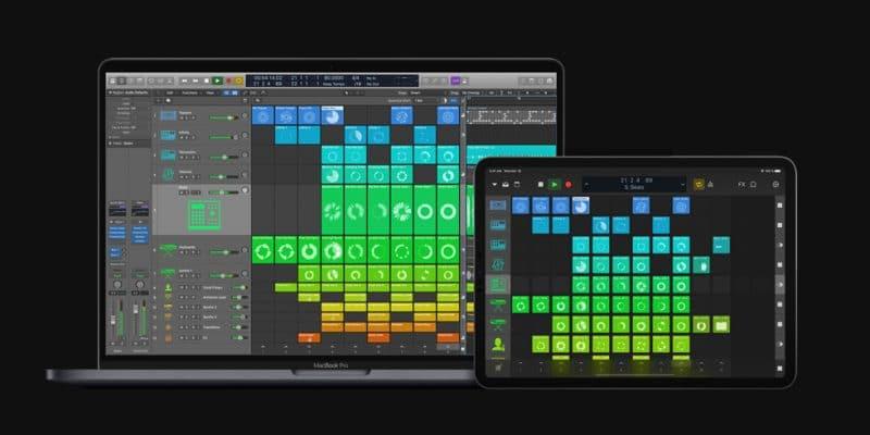 Apple lanza una importante actualización de Logic Pro X con Live Loops, Step Sequencer 1