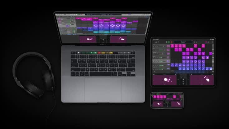 Apple lanza una importante actualización de Logic Pro X con Live Loops, Step Sequencer 2