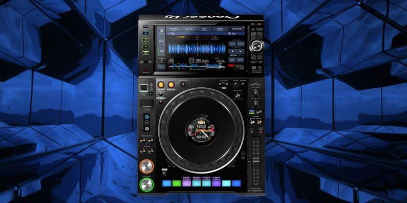 Conceptos futuros sobre equipos para DJ: Pioneer DJ CDJ-3000 1