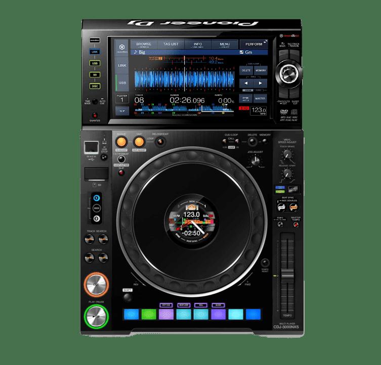 Pioneer DJ CDJ-3000 1