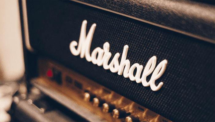 Mejores jefes para una media pila de Marshall 1