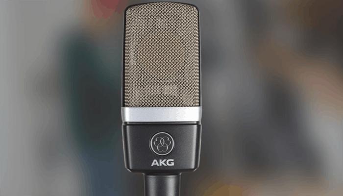 AKG C214 Micrófono de condensador 1
