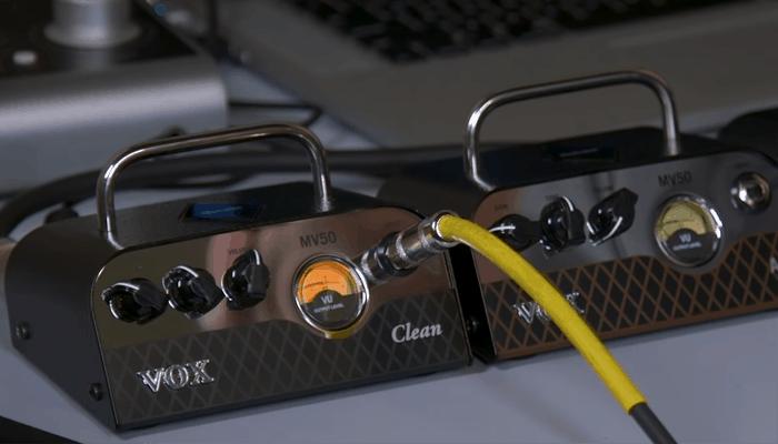 Cabezal de tubo híbrido Vox MV50 CA 50 vatios [ Review ] 1