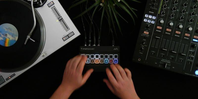 alter.audio lanza Timetosser a través de Kickstarter, un retrofitter sobre la marcha 1