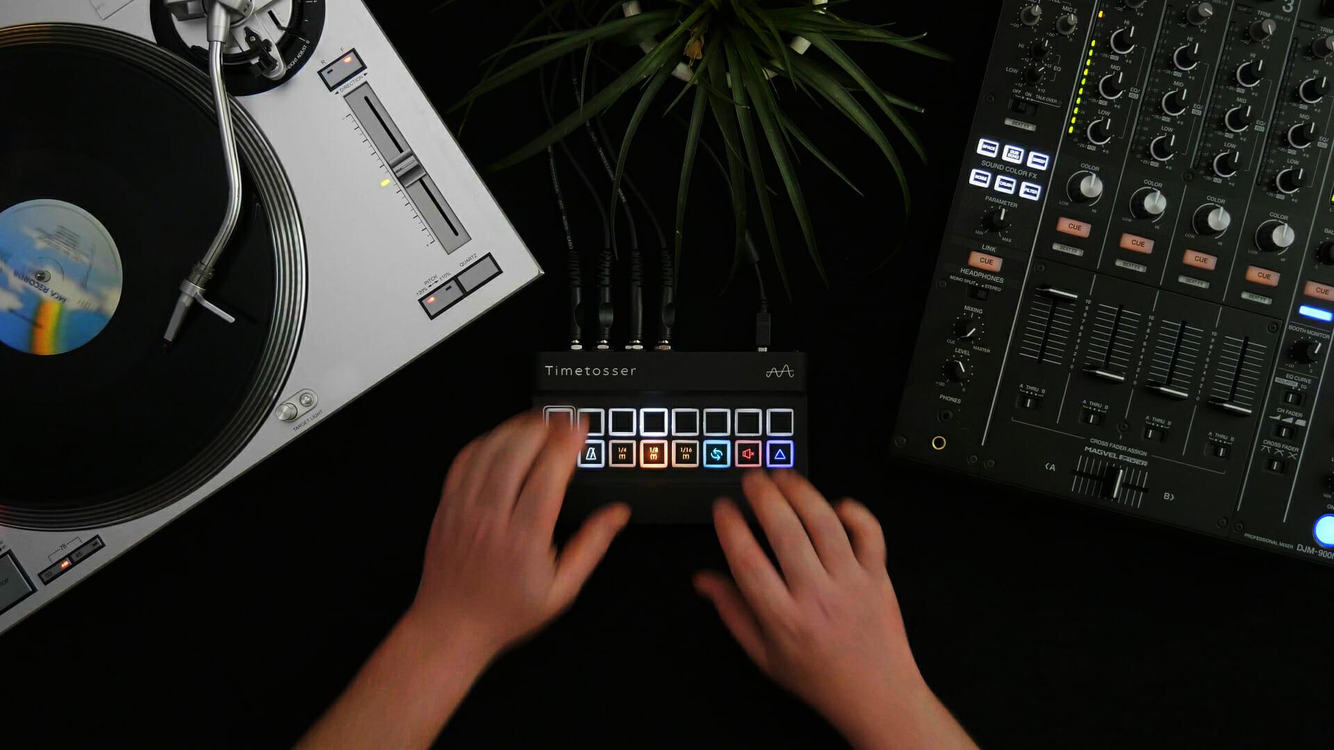 alter.audio lanza Timetosser a través de Kickstarter, un retrofitter sobre la marcha 6