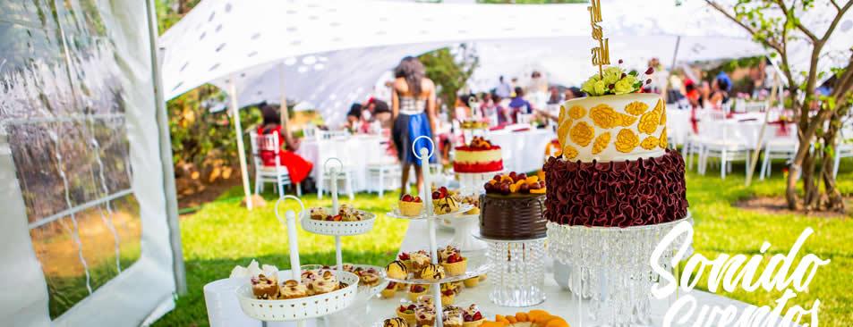 comida para eventos
