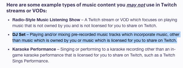 Se acerca un cambio en los derechos de autor en vivo: Anjunadeep borra más de 500 pistas en Twitch 1