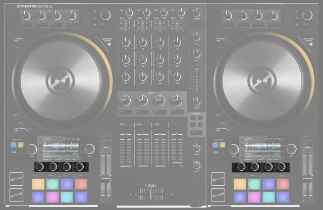 Futuros conceptos de equipos de DJ: Traktor Kontrol S6 2