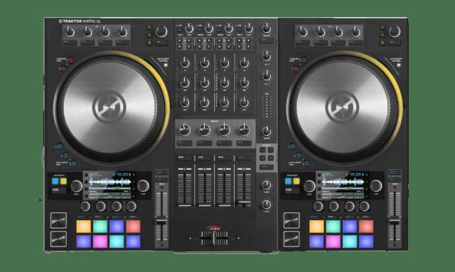Futuros conceptos de equipos de DJ: Traktor Kontrol S6 1