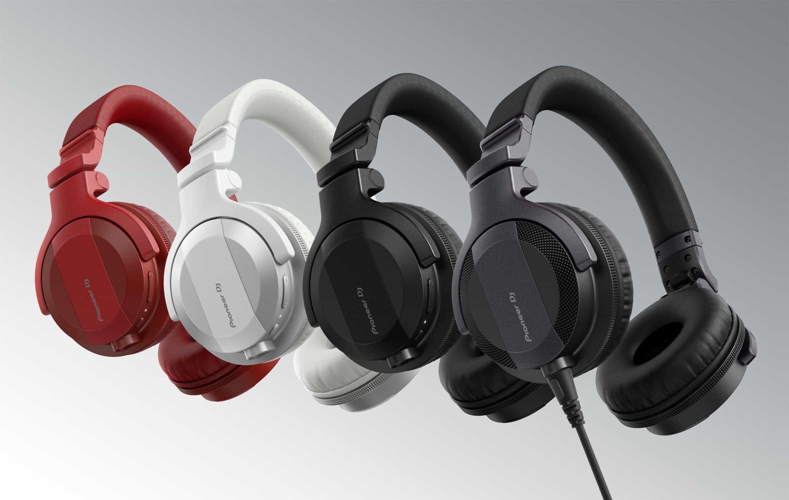 Pioneer DJ lanza auriculares para DJ con Bluetooth HDJ-CUE1 9