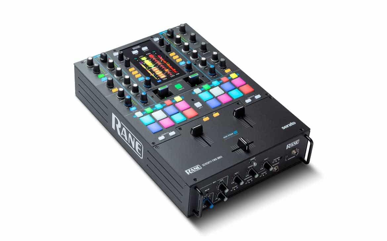 Rane lanza las ediciones MKII de Seventy-Two Mixer, Twelve Controller 1