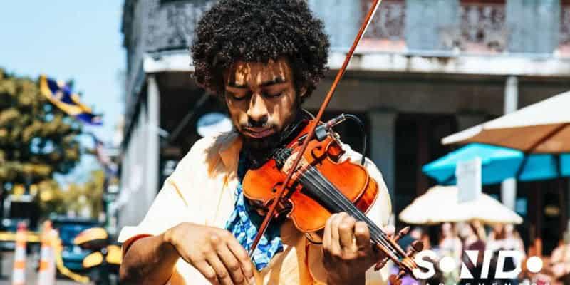 como comprar un violin