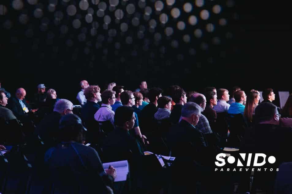 sonido para conferencias