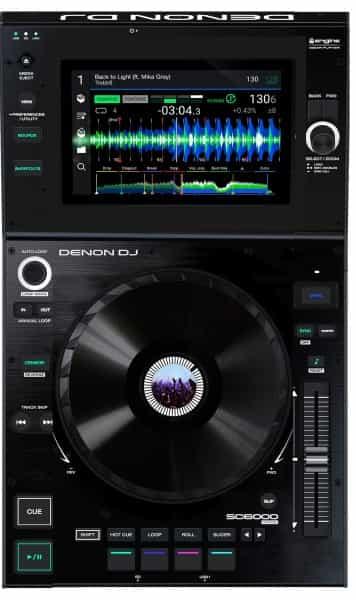 Denon DJ acaba de filtrar su nuevo controlador / reproductor multimedia sin pantalla: ¿SC1000? 3