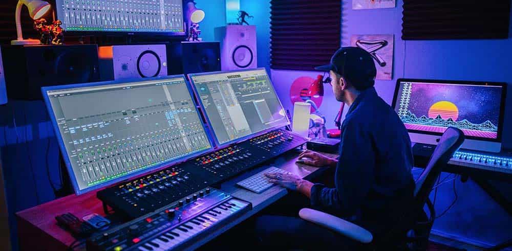 ¿Qué es mezclar y masterizar? 4