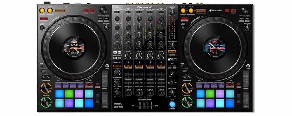 Los mejores controladores de DJ para scratching 3