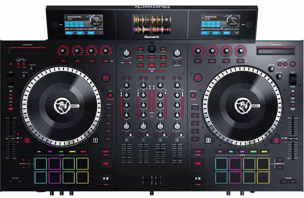 Los mejores controladores de DJ para scratching 4