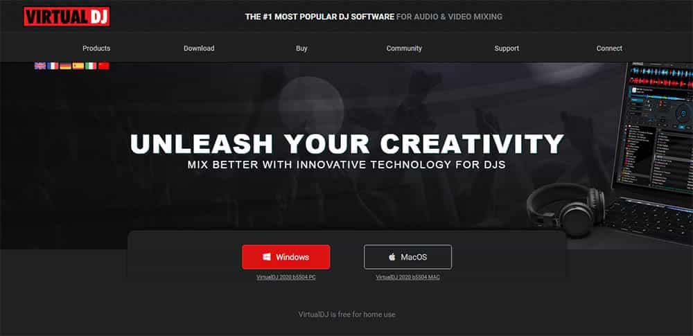 Cómo usar Virtual DJ para mezclar canciones 4