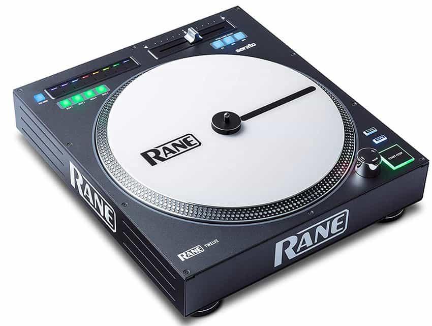 Los mejores controladores de DJ para scratching 9