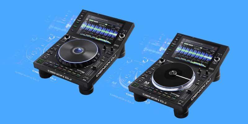Comentario: Denon DJ SC6000 y SC6000M Prime 1