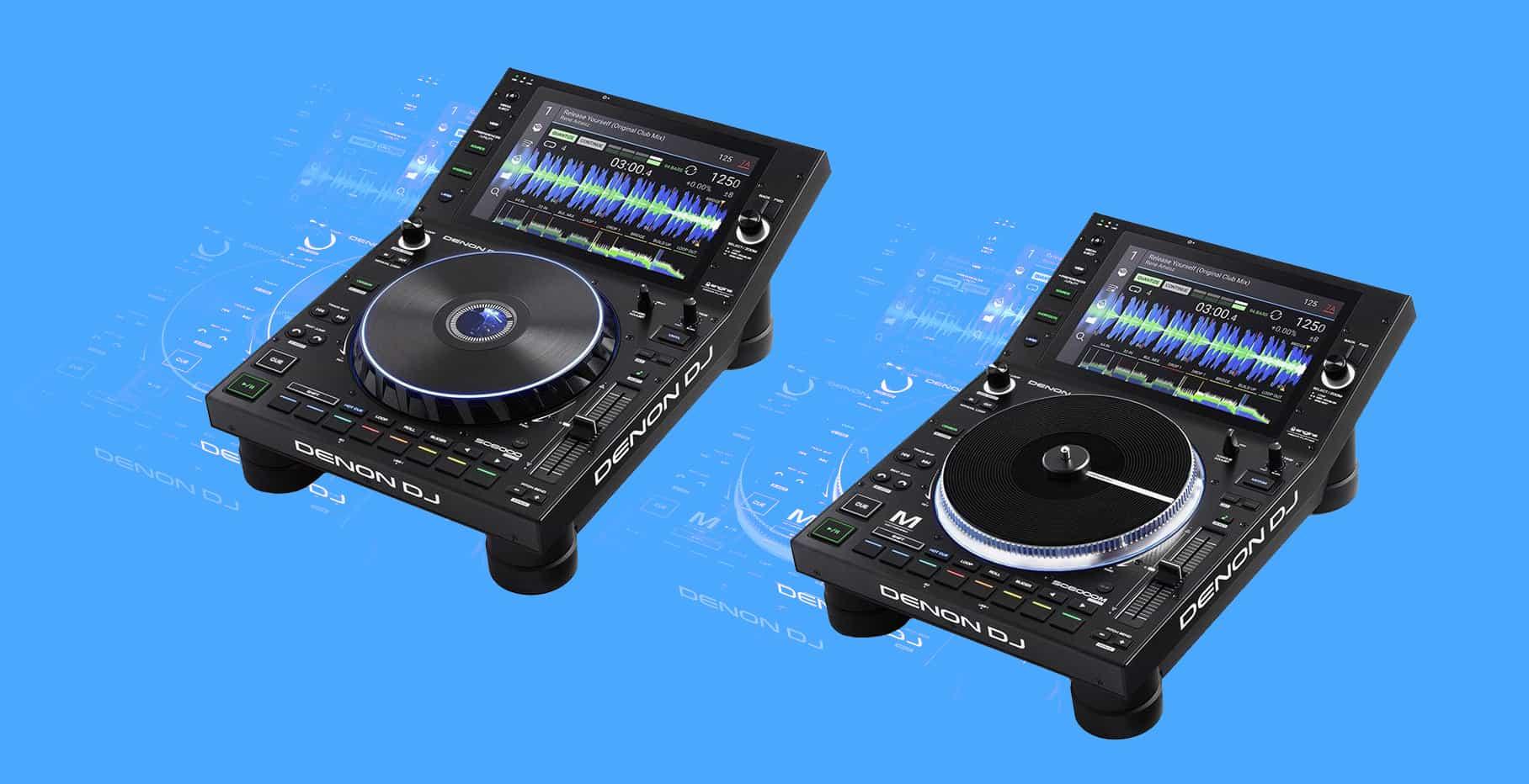 Comentario: Denon DJ SC6000 y SC6000M Prime 8