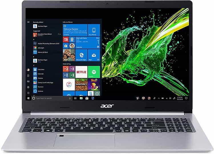 Las 5 mejores computadoras portátiles para producción musical por menos de $ 500 2