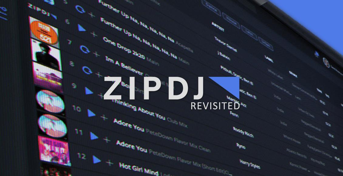 Grupos de registros digitales: revisando ZIPDJ 11