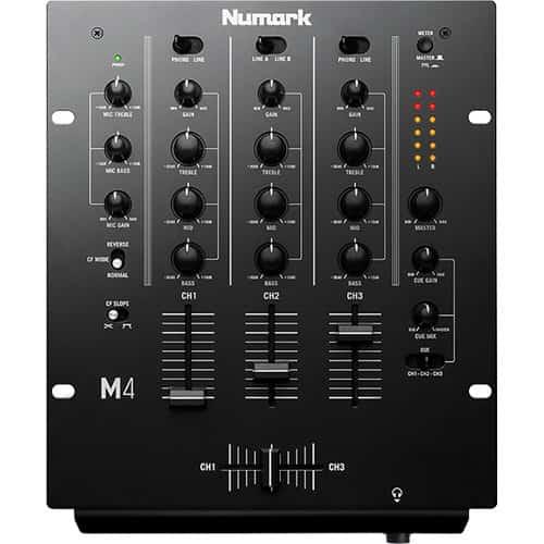 9 mejores mezcladores de DJ para principiantes 4