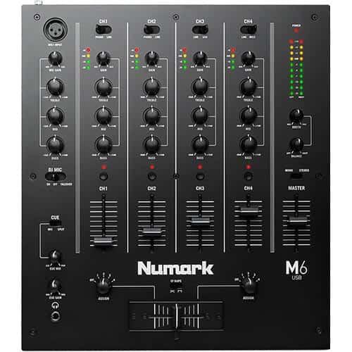 9 mejores mezcladores de DJ para principiantes 5