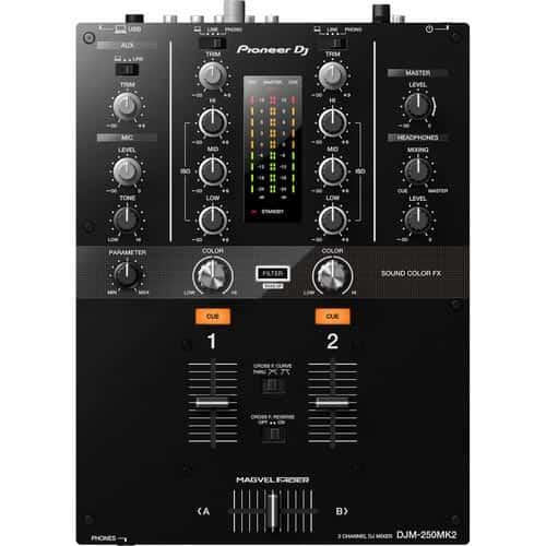 9 mejores mezcladores de DJ para principiantes 6