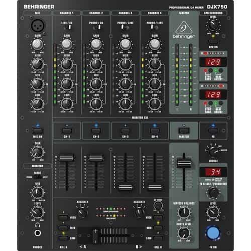 9 mejores mezcladores de DJ para principiantes 9