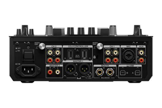 Esto es DJ Pioneer DJM-S11: Scratch Bank, controles de cuatro decks y más 5