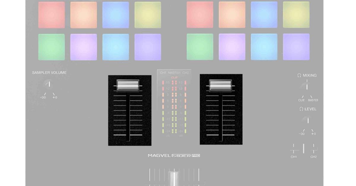 Futuros conceptos de equipos de DJ: que características probablemente tendrá el DJ Pioneer DJM-S11 5